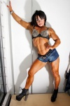 Girl with muscle - Jacqueline Fuchs