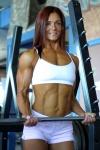 Girl with muscle - Melita Jagic