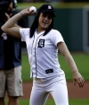 Girl with muscle - Jordyn Wieber