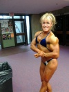 Girl with muscle - Michelle Russell