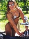 Girl with muscle - Yolanda Fernandez Gomez