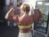 Girl with muscle - Aisha Vargas