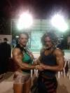 Girl with muscle - Elena Kavva / Maria Iordanopoulou