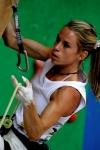Girl with muscle - Maja Vidmar