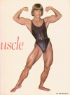 Girl with muscle - Juliette Bergmann
