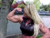 Girl with muscle - Trudy Ireland