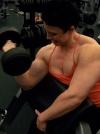 Girl with muscle - Judi Jo Walker