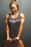 Girl with muscle - meriza deguzman
