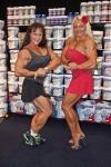 Girl with muscle - Christine Envall, Brigita Brezovac