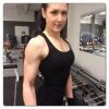 Girl with muscle - Melina Koivula