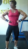 Girl with muscle - Anna Björkman