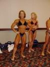 Girl with muscle - Amanda Dunbar & Kristy Hawkins