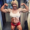 Girl with muscle - Carrie Woolridge
