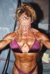 Girl with muscle - Linda Edengren aka Linda Liedstrand