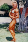 Girl with muscle - Tommie Moreau