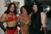 Girl with muscle - Annie Rivieccio (l); Aleesha Young (c); Alina Popa