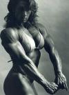 Girl with muscle - Carri Ledford-Baldwin