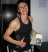 Girl with muscle - Corine Cucchiara