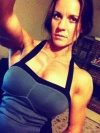 Girl with muscle - Emily Ingram