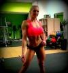 Girl with muscle - Sheenajade Macleod
