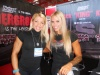 Girl with muscle - Eleni Kritikopoulou (L) - Larissa Reis (R)