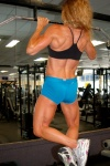 Girl with muscle - Jeanette Carrillo