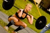 Girl with muscle - Christy Phillips (CrossFit)