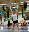 Girl with muscle - Gretchen Kittelberger (CrossFit)