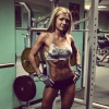 Girl with muscle - Ekaterina Usmanova
