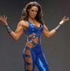 Girl with muscle - tamina snuka