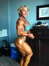 Girl with muscle - Judy Gaillard