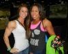 Girl with muscle - Jenna Brown (L) Brittnie Lynn Pettiford (R)