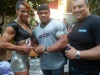 Girl with muscle - Gilberia Cunha