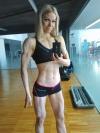 Girl with muscle - Isa Mursu