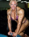 Girl with muscle - Sherry Smith