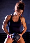 Girl with muscle - Kimberly Streich