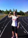 Girl with muscle - Ashley Swoboda