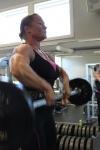 Girl with muscle - Niina Lahtinen
