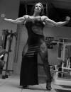 Girl with muscle - Roberta Tuor Zazzaron