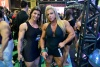 Girl with muscle - Rafaela De Col (L) / Anne Freitas (R)