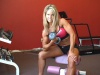 Girl with muscle - Lori Staats