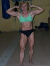 Girl with muscle - Ana lopez