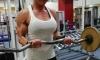 Girl with muscle - Tytti Kajasniemi