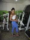 Girl with muscle - Liz Mino