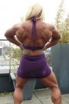Girl with muscle - Maryse Manios