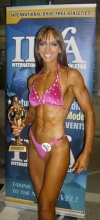 Girl with muscle - Kristina Gotty
