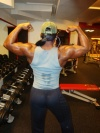 Girl with muscle - Victoria Dominguez
