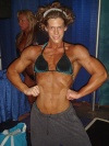 Girl with muscle - Amy Schmid