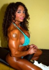 Girl with muscle - Claudia Bianchi