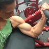Girl with muscle - Brittany gittelman
